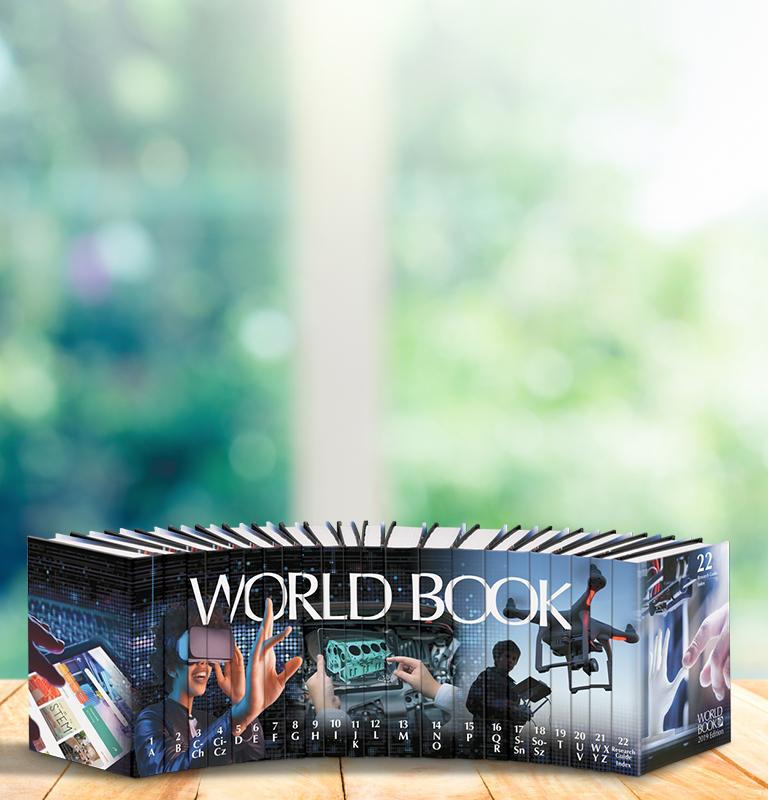 World Book | Award-Winning Encyclopedias, Children's Books